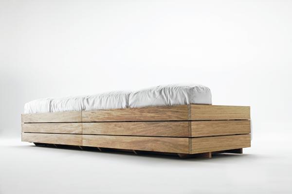 Divano pallet interno design casa creativa e mobili for Pallet divano