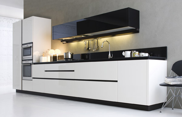 cucina hi line cucina hi line dada. Black Bedroom Furniture Sets. Home Design Ideas