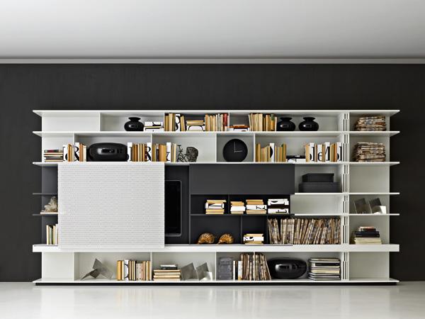 libreria sequence libreria sequence molteni. Black Bedroom Furniture Sets. Home Design Ideas