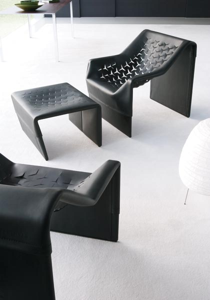 CATALOGUE  Molteni  ARMCHAIRS SKIN