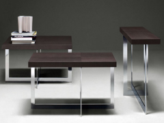 CATALOGUE  Molteni END TABLES DOMINO