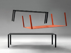 CATALOGUE  Molteni TABLES LESS, LESS