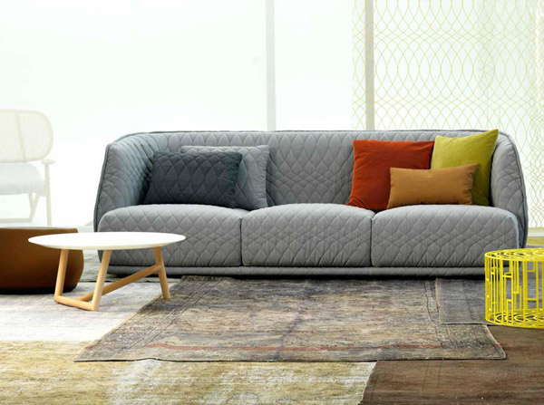 Divano redondo divano redondo moroso for Sofas redondos